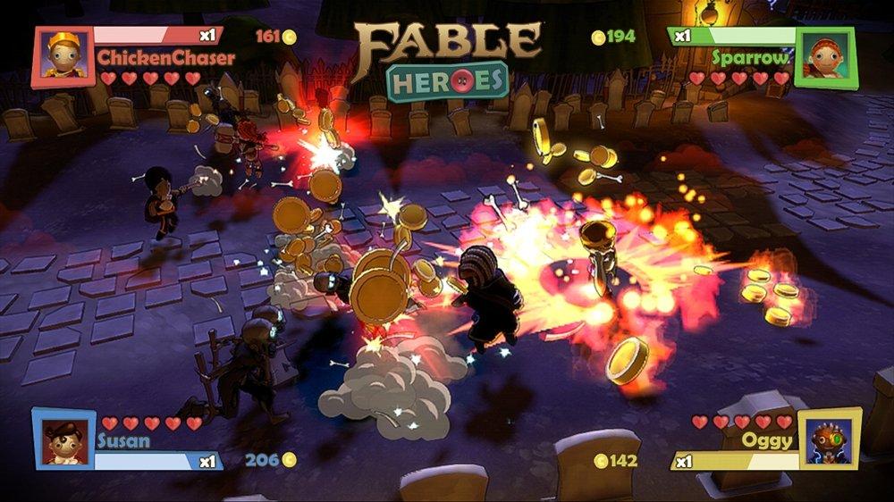 Новая часть Fable станет мультипликационной аркадой - Изображение 1