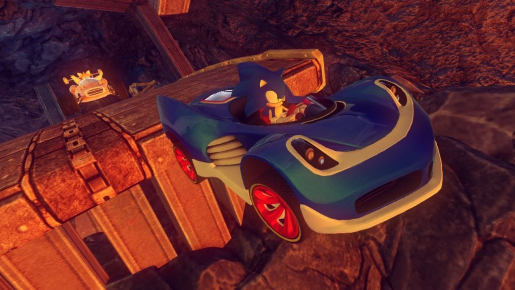 Рецензия на Sonic & All-Stars Racing Transformed - Изображение 5