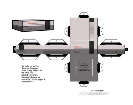 Как сделать телефон из бумаги без принтера