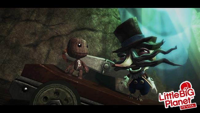 Little Big Planet: впечатления от версии для PS Vita  - Изображение 1