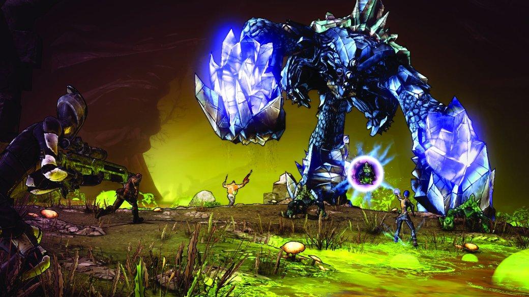 E3: Кадры Borderlands 2 - Изображение 1