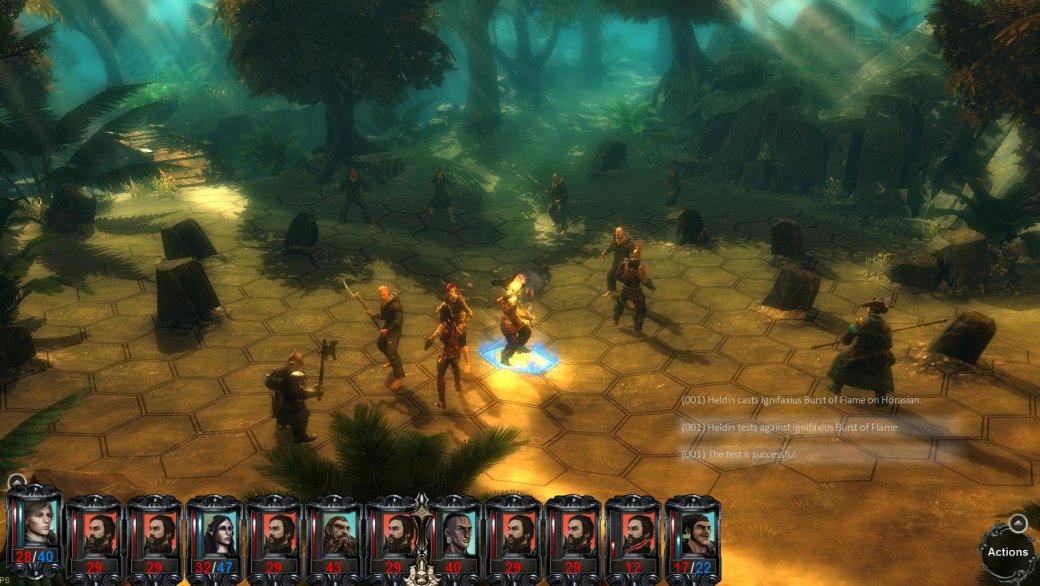 The Dark Eye: Blackguards разовьют второй частью - Изображение 1