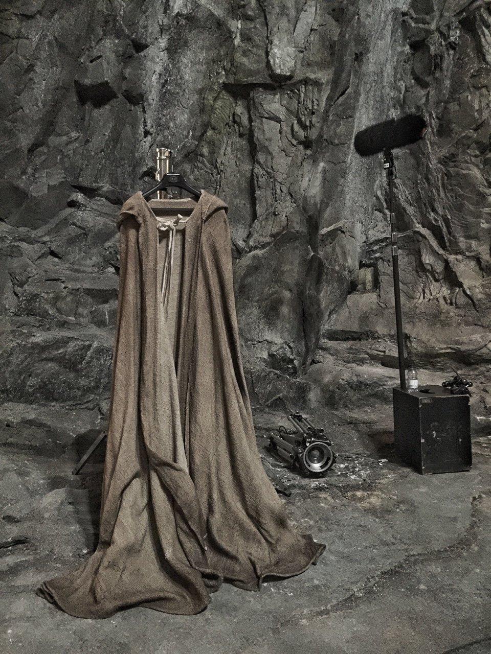 Новое фото отмечает завершение съемок восьмого эпизода Star Wars - Изображение 1