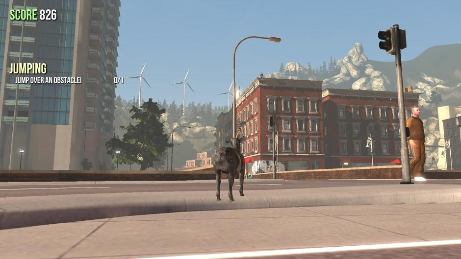 Майское обновление Goat Simulator задержится до июня - Изображение 1
