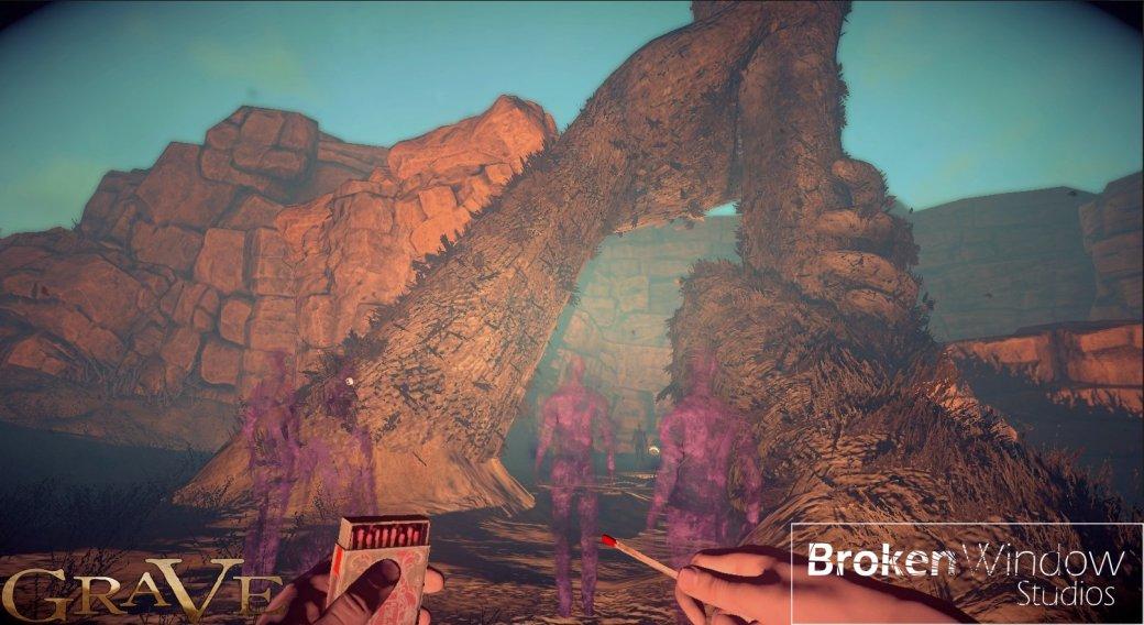 Игра света и тени в инди-ужастике Grave - Изображение 6