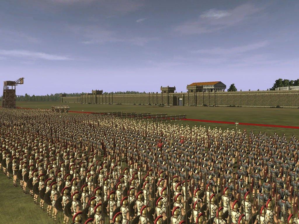 игра римская империя 3 скачать торрент - фото 7