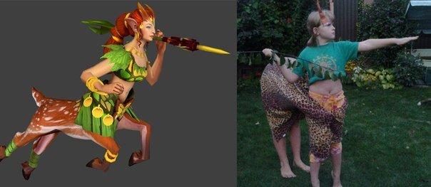 Самые смешные фанатские костюмы по игре DotA 2 - Изображение 4