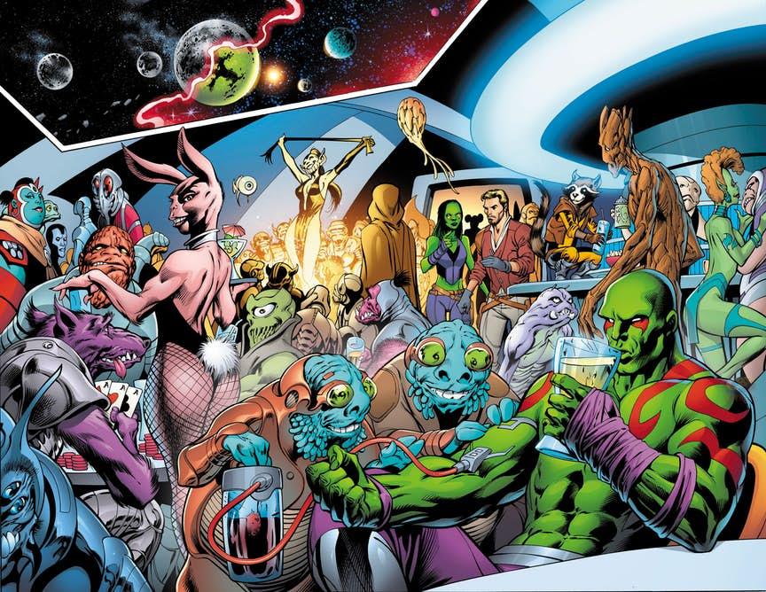 Какие комиксы оСтражах Галактики непременно нужно читать. - Изображение 28