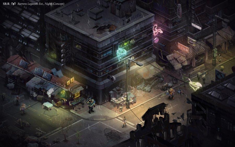 Shadowrun Returns выйдет летом - Изображение 1