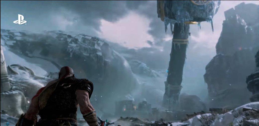 Разбираем трейлер God of War с E3 2017. Что нового мы узнали? - Изображение 3