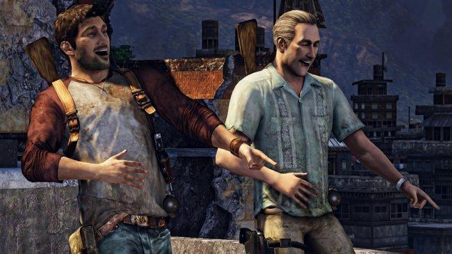 [СТРИМ] Нажимаем в Uncharted 4. - Изображение 1