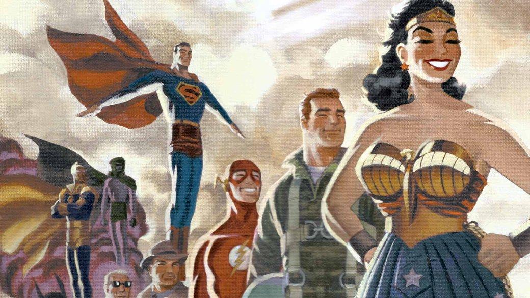 Как начать смотреть полнометражную супергеройскую анимацию. - Изображение 2