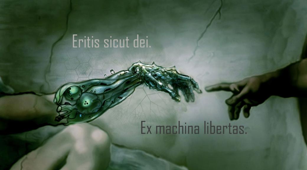 ERITIS SICUT DEI философия постгуманизма - Изображение 2