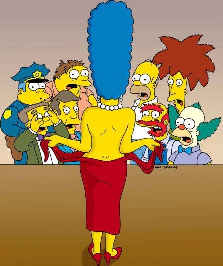 C днем рождения, Симпсоны - Изображение 3