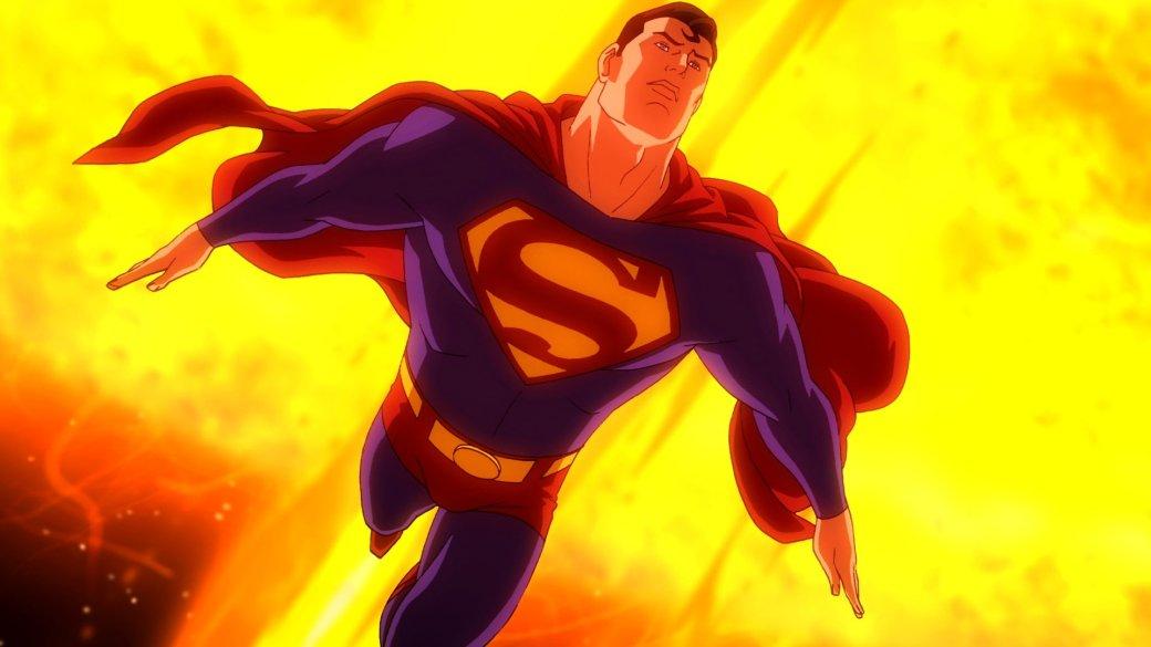 Как начать смотреть полнометражную супергеройскую анимацию. - Изображение 18