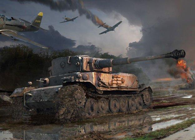 Владельцам ящиков на Mail.Ru раздают редкие танки для War Thunder - Изображение 1