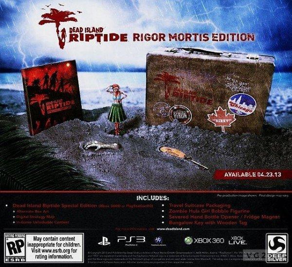 Анонсировано коллекционное издание Dead Island: Riptide - Изображение 1
