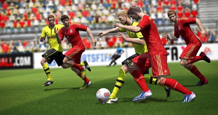 Рецензия на FIFA 14 - Изображение 4