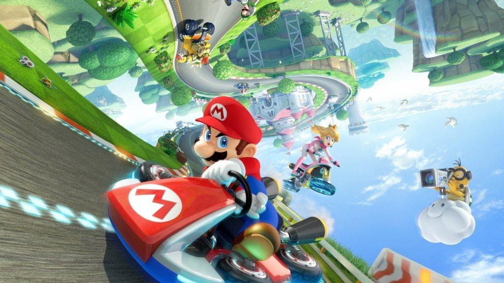 Парк Nintendo по мотивам Super Mario обойдется в 40 млрд йен - Изображение 1