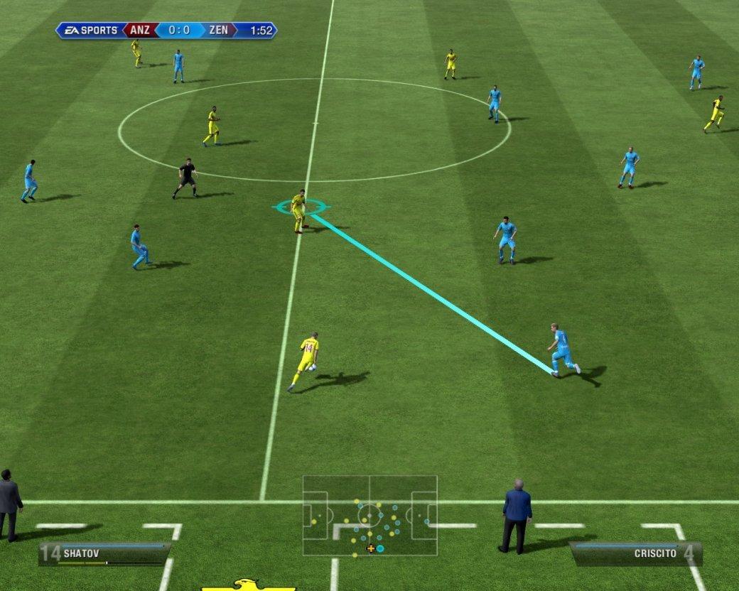 Сводит пальцы: Тонкости FIFA13 - Изображение 9