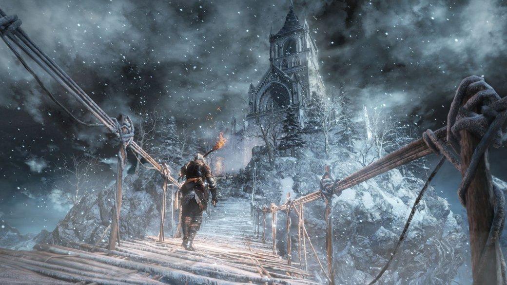 Рецензия на Dark Souls 3: Ashes of Ariandel. Обзор игры - Изображение 1