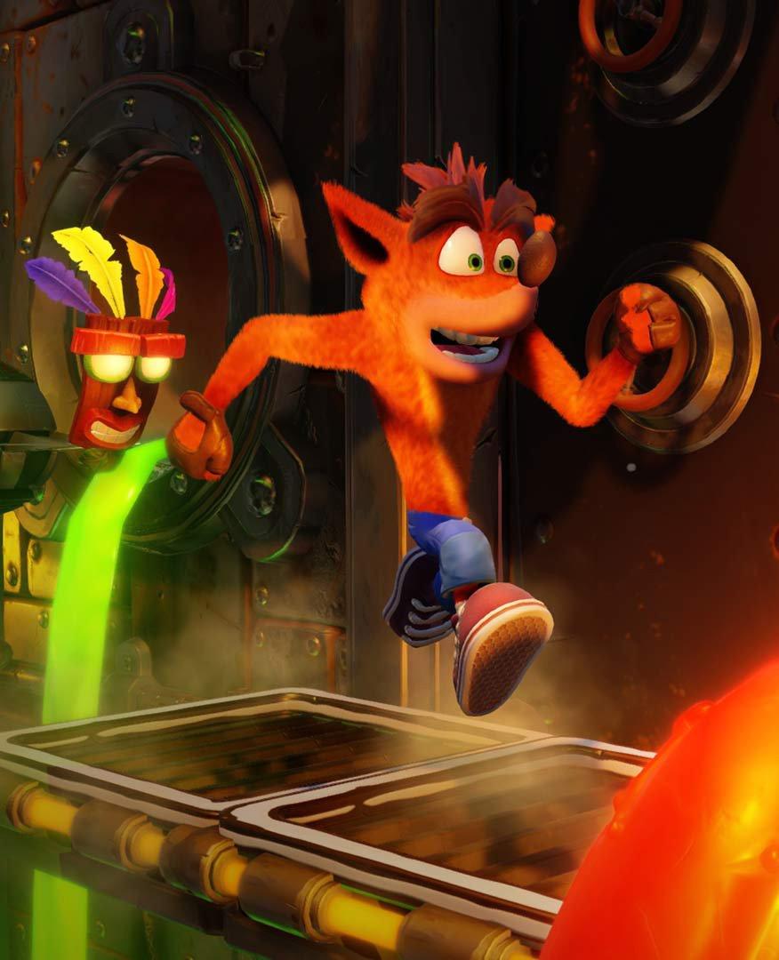 PlayStation 1 Strikes Back. Разбираем Crash Bandicoot N. Sane Trilogy - Изображение 2