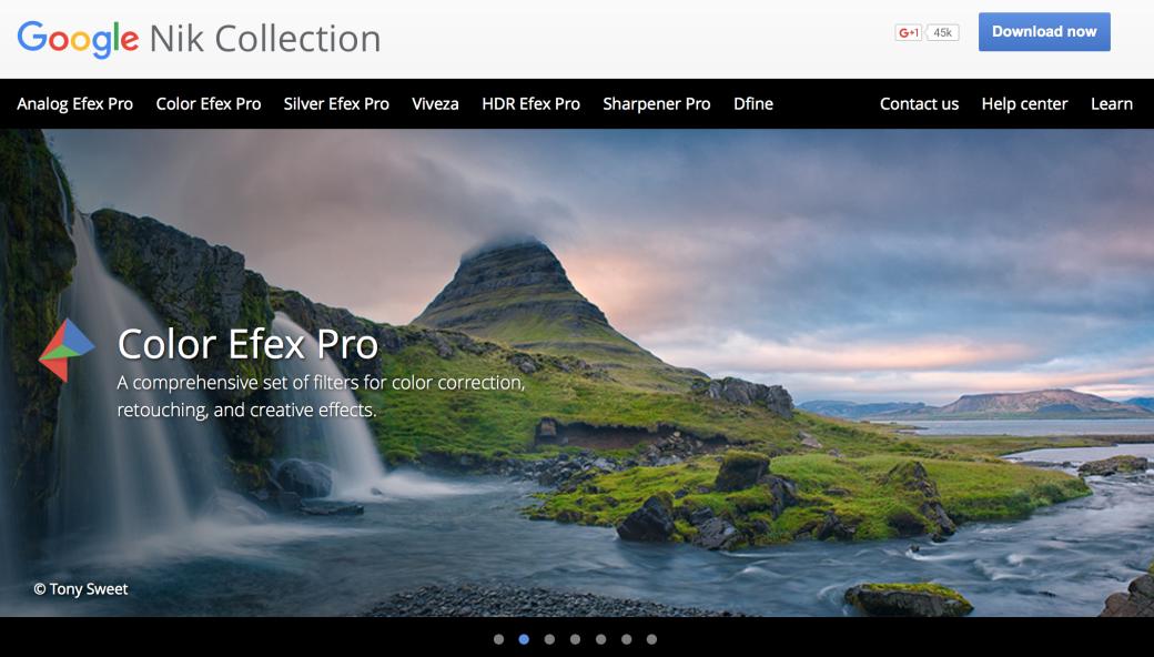 Google бесплатно раздает отличное ПО для фотографов - Изображение 1