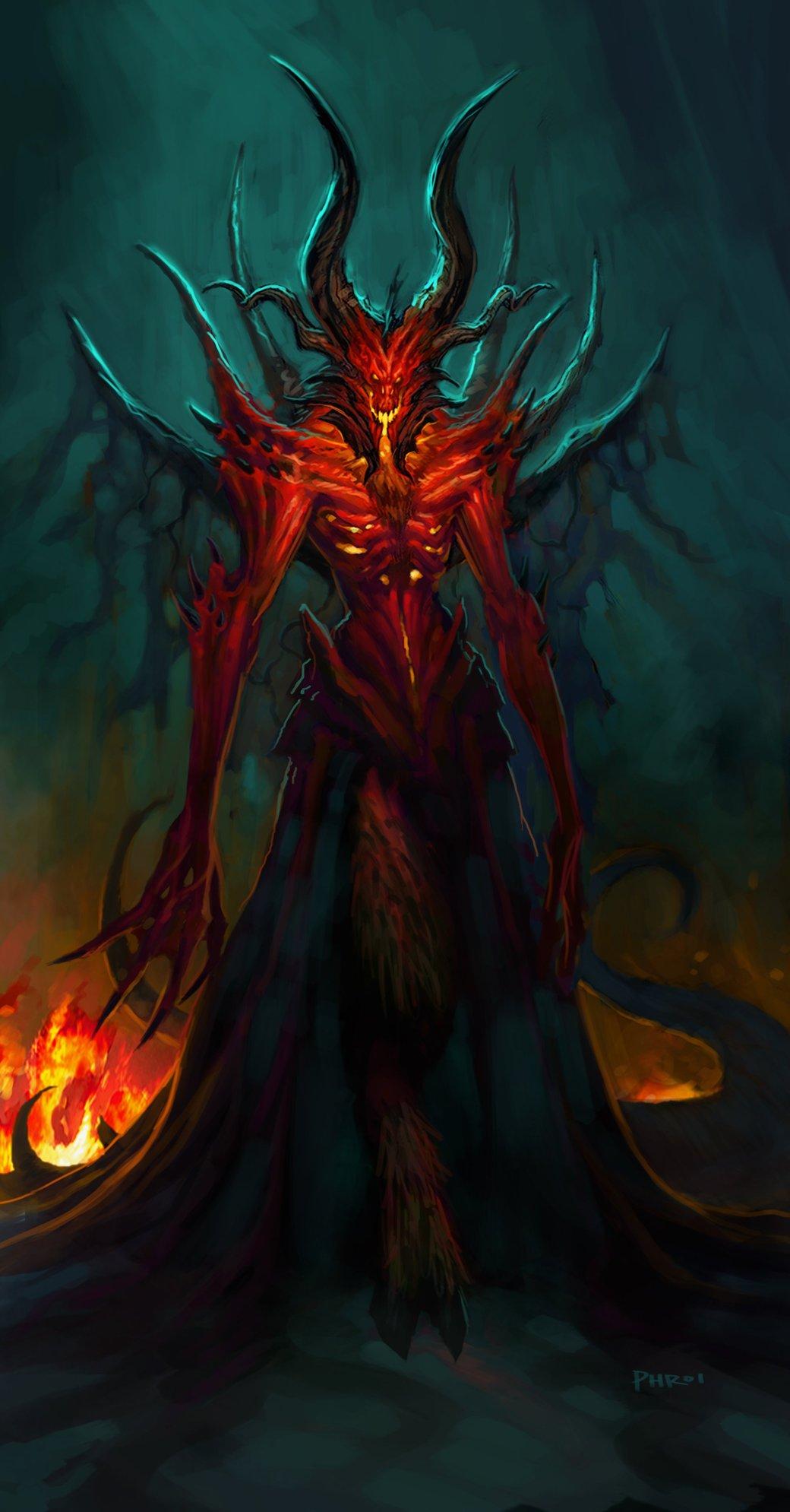 Эксклюзивный арт Diablo III - Изображение 10