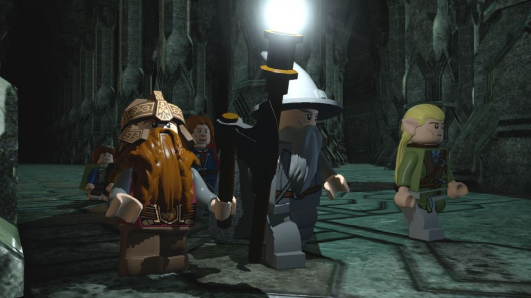 Gamescom 2012: LEGO Lord of the Rings - Изображение 2