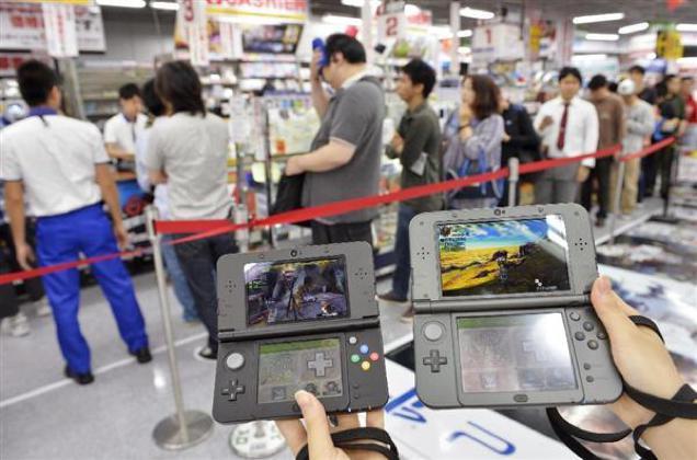 Новые модели 3DS увеличили продажи консоли в Японии почти в 12 раз - Изображение 1