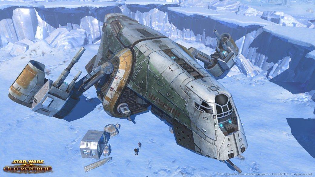 Star Wars: The Old Republic - Первые впечатления. - Изображение 7