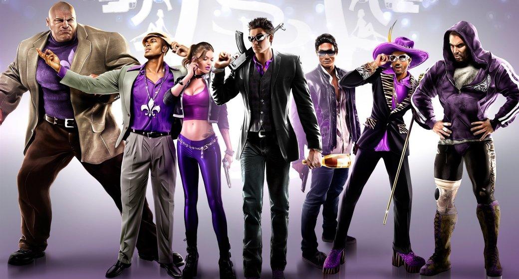 В Saints Row: The Third сыграло более шести миллионов человек - Изображение 1