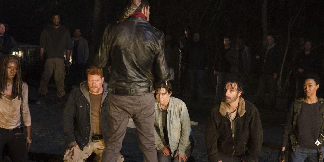 Продюсеры «Ходячих мертвецов» сняли 11 вариантов начала 7-го сезона - Изображение 2