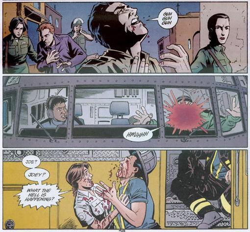 Комиксы: Y — The Last Man - Изображение 3