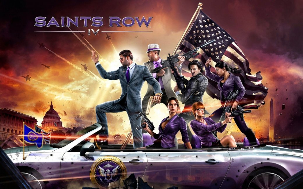 Лучший Пост Недели: Saints Row 4 - Изображение 1