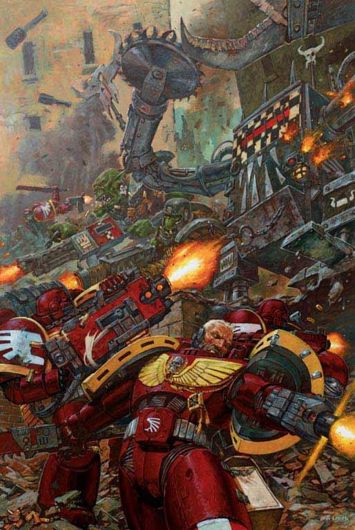 Немного о ностальгии, немного о Warhammer и много о новом Space Hulk. - Изображение 2