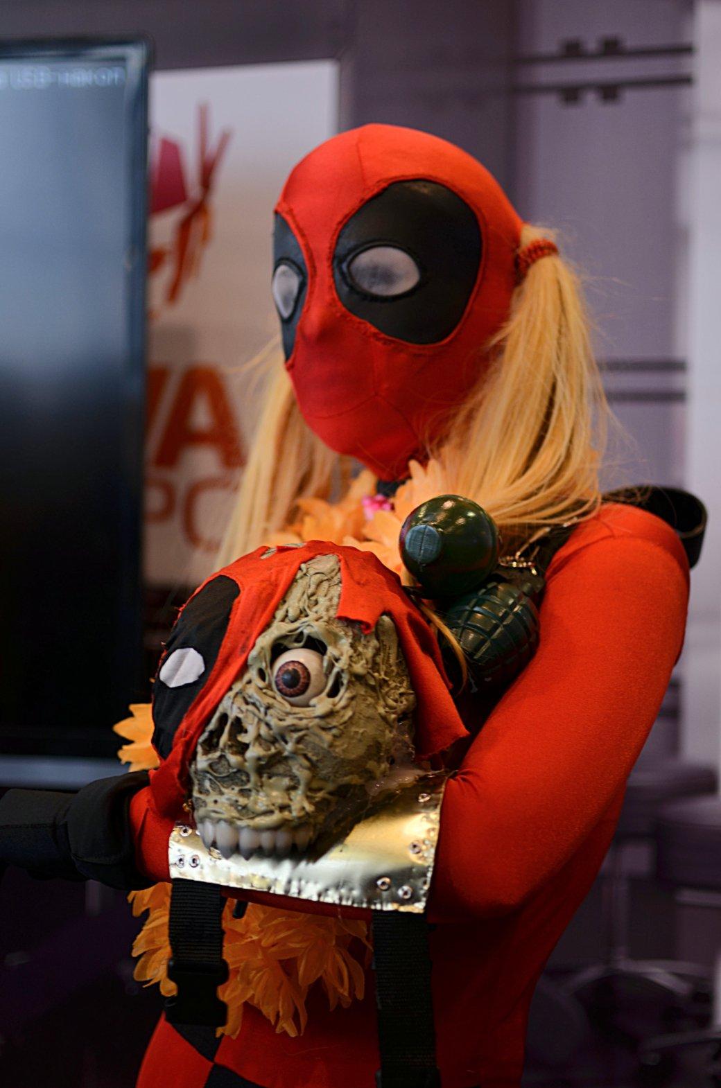Фотоотчет с «Игромира» и Comic Con Russia, день 4 - Изображение 22