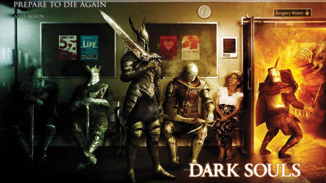 Slashy Souls —мобильная Dark Souls? - Изображение 1
