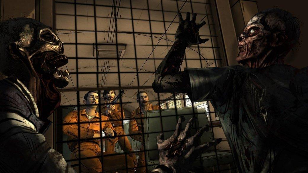 The Walking Dead: 400 days. Отзыв - Изображение 2