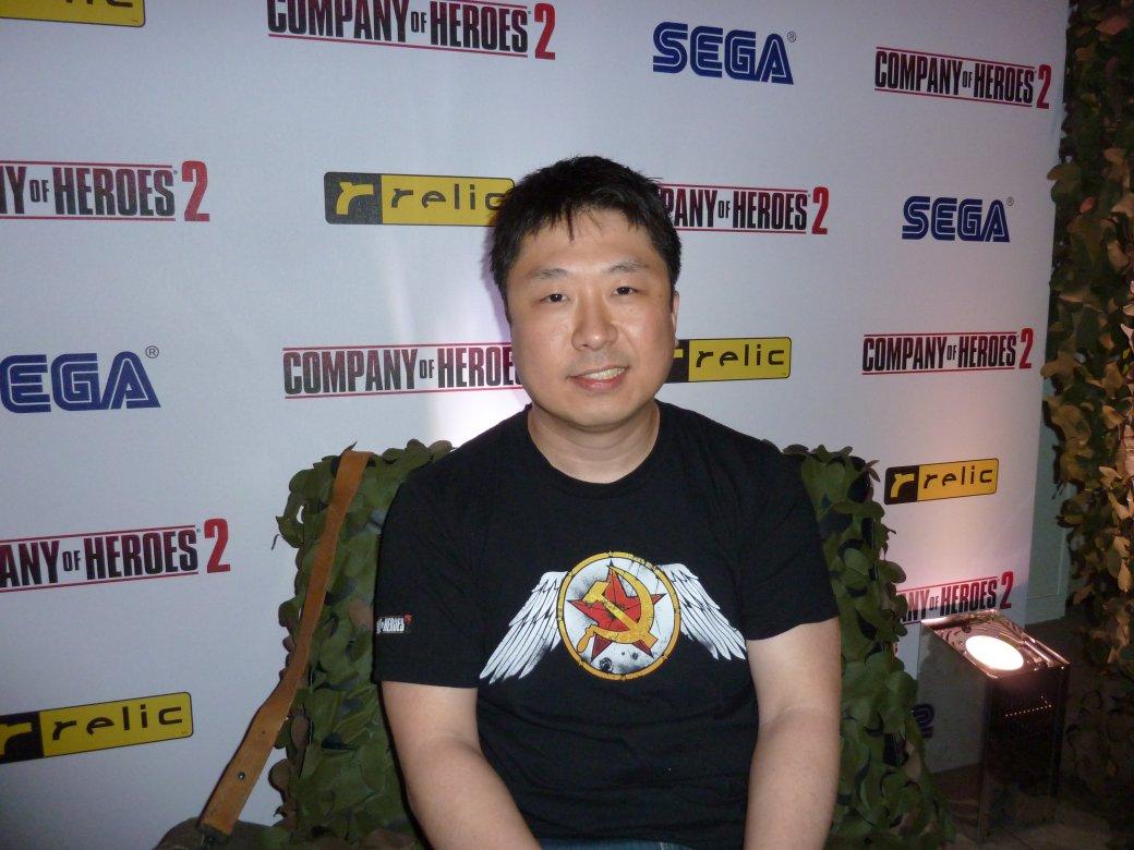 Company of Heroes 2. Интервью - Изображение 5
