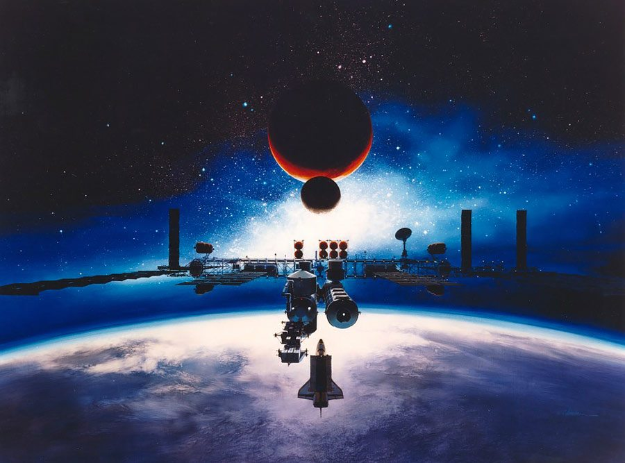 Режиссер «Первого Мстителя» ставит китайский космический эпос Starfall - Изображение 1