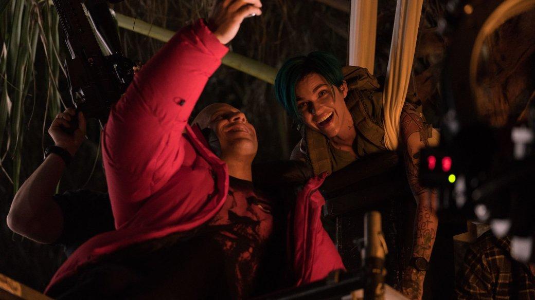 Руби Роуз дружит с Вином Дизелем на съемках новых «Трех иксов» - Изображение 1