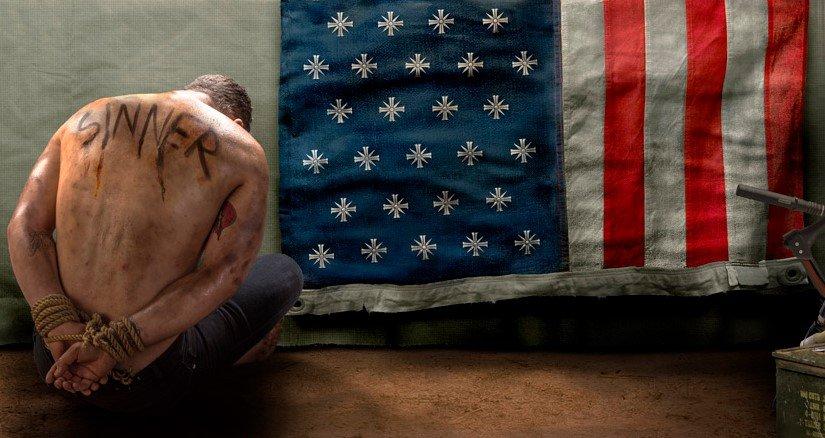 Что происходит напервом постере Far Cry5?. - Изображение 1