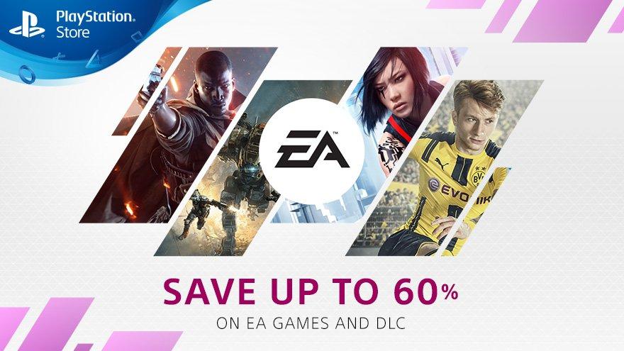 Отличные скидки вPlayStation Store: GTA 5, The Crew и все хиты EA - Изображение 1