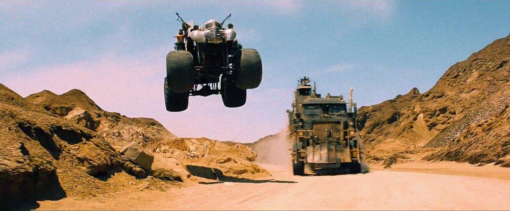 Галерея машин, кадров и постеров к «Безумному Максу: Дорога Ярости» - Изображение 49