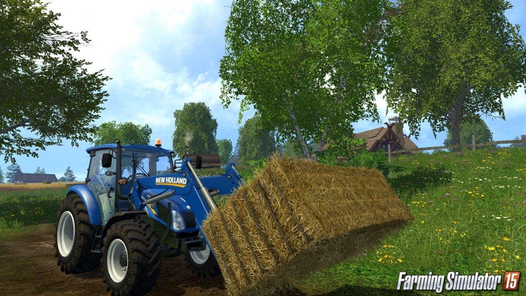 Farming Simulator как дверь, ведущая в параллельную реальность - Изображение 2