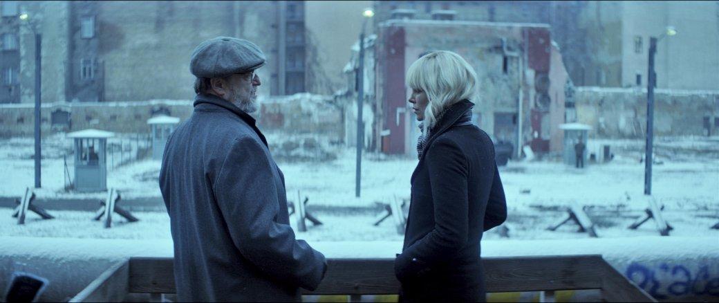Рецензия на «Взрывную блондинку» с Шарлиз Терон. - Изображение 3