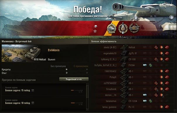 World of Tanks - обзор основных игровых моментов  - Изображение 10