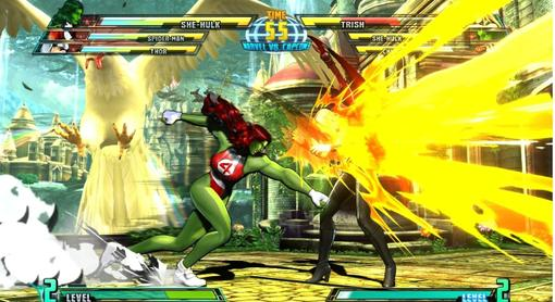Marvel vs. Capcom 3: Fate of Two Worlds. X-Man vs. Streer Fighter. Превью - Изображение 1