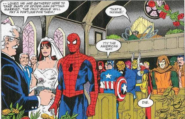 Легендарные комиксы про Человека-паука, которые стоит прочесть. Часть 2. - Изображение 23